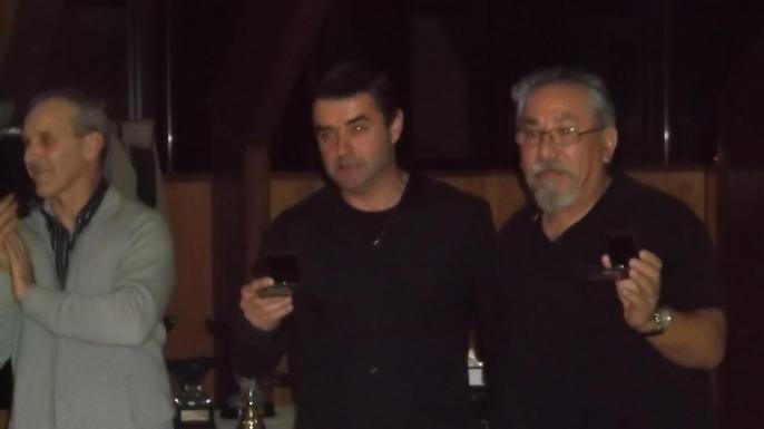 Antonio Malheiro et Theng Reynald